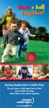 Have a Ball Together! - Brochure