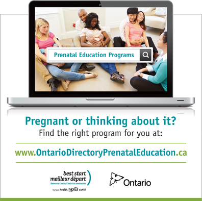 Prenatal Education Programs Directory - Web Banner