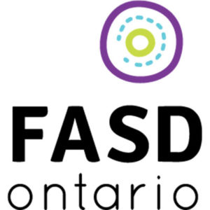 Logo of the FASD Ontario website